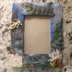 Other - Dolphin/Fish/Ocean Picture Frame